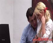 www.SEXMEX.xxx Perverted Spanish Teacher fucks student from www xxx ben10 sex videex 2520