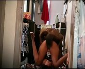 Dad caught son sucking ebony mom's pussy from سكس حيوانات xnxx
