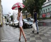 Jeny Smith white see through mini dress in public. from kerala villege mini skirt sex videoctress la