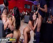 BANGBROS - Taking Over A Hookah Lounge With Pornstars Britney Amber, Maya Bijou, and Valentina Jewels from bangla soto maya xxx sch