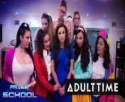 GIRLCORE Private School- Lesbian Orgy from kansaix teenjp org3