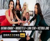 Brazzers - Four big tit Latinas fight for bosses big cock from jameelah artiaga