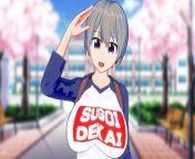 Anime College Girl Uzaki-chan Wants to Titty Fuck You from 144 chan jp