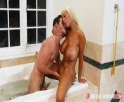 Digital Playground - Milf stepmom Bridgette B seduces stepson Lucas Frost from xxx ling b