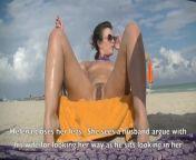 Helena Price - Im an exhibitionist wife teasing nude beach voyeurs! NUDE BEACH VOYEUR POV from hairy wifes club nude